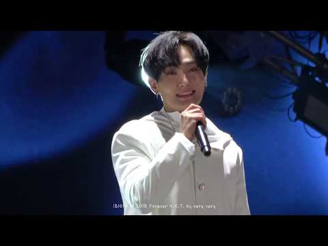 181014 Forever H.O.T. Concert - 우리들의 맹세 (The Promise Of H.O.T.) 강타 FOCUS