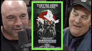Dan Aykroyd Reveals the Paranormal Inspiration Behind Ghostbusters | Joe Rogan