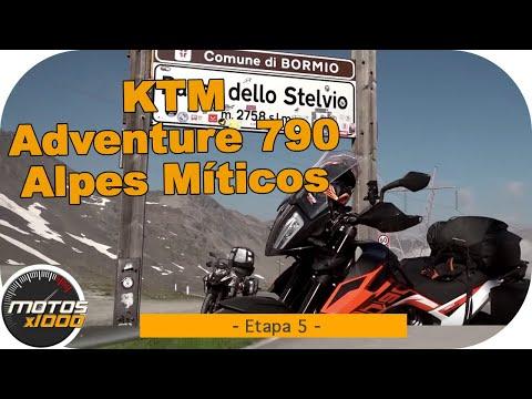 Ruta Alpes Míticos con la KTM 790 Adventure  | Etapa 5 | Motosx1000