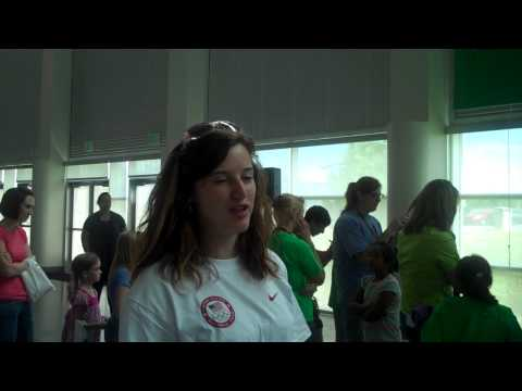 Olympic Day at the Utah Olympic Oval - YouTube
