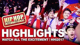 Hip Hop International 2017 Highlights