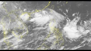 Áp thấp nhiệt đới trên Biển Đông có thể mạnh lên thành bão | Tin Bão Mới Nhất