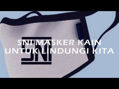 https://youtu.be/PPHixGfHq2kSNI Masker Kain Untuk Lindungi Kita