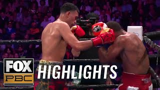 David Benavidez vs. Anthony Dirrell | HIGHLIGHTS | PBC ON FOX