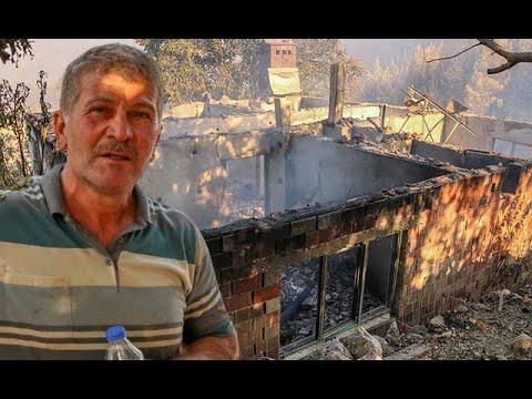 'Evim yanabilir' Diyerek, 100 Bin Liralık Altını Bozdurup Bankaya Yatırdı