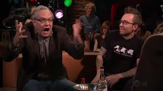 "Lewis Black: ""Democrats Are Psychotic, Republicans Are Idiotic"""