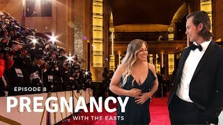 get ready with me... pregnant red carpet edition   shawn johnson + andrew east