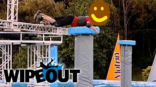 EPIC Wipeout Toothbrush Sweep  | Wipeout HD