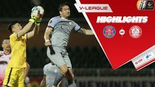 2 thủ môn xuất sắc, Sài Gòn chia điểm với TP. HCM với không bàn thắng nào được ghi | VPF Media