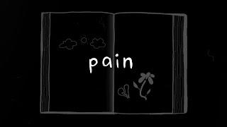 Nessa Barrett - Pain [Official Lyrics Video]
