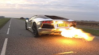 BEST OF SUPERCAR SOUNDS 2017