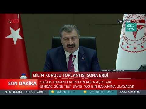 Sağlık Bakanı Fahrettin Koca: Tarihte son bulmamış salgın yoktur