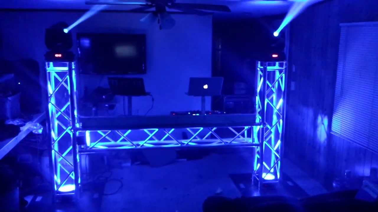 Global Truss Dj Booth 920 540 2264 Tj The Dj