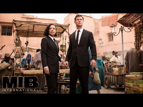 MEN IN BLACK: INTERNATIONAL. Una aventura por todo el planeta. Ya en cines.