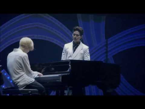 【繁體中字】150315 溫流(Feat.泰民 Piano)-Rainy Blue @SHINee WORLD Concert in Tokyo Dome