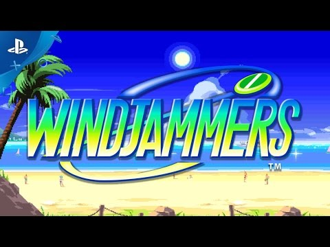 Windjammers Video Screenshot 3