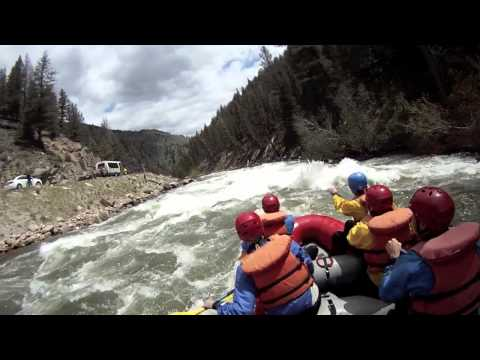 Sun Valley Rafting- High Water 2011