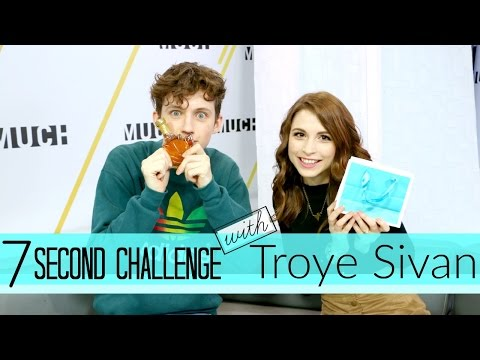 7 Second Challenge with Troye Sivan!