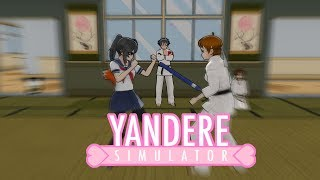 Sparring with all the Martial Arts Club Members