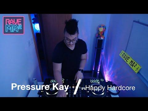 Pressure Kay (Happy Hardcore) at MAMA Radio