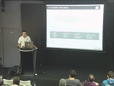 Madrid ElasticSearch Meetup: On-the-fly ETL con EFK: ElasticSearch, Flume y Kibana