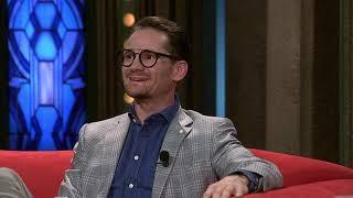 1. Patrik Eliáš - Show Jana Krause 17. 10. 2018