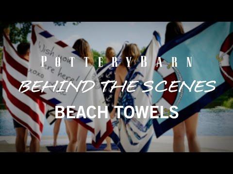 Behind the Scenes, Beach Towels