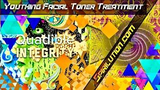 ★Youthing Facial Toner Treatment★ (Subliminal Brainwave Entrainment Binaural Beats Energy)