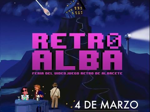Pad of Time estara en RetroAlba 2017