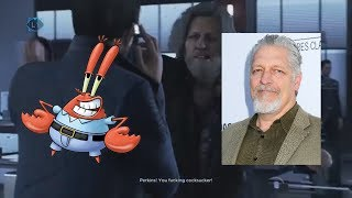 SpongeBob voice actors cursing (Compilation)