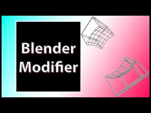 👨🔧 Blender 2.8 - Introducción a los Modificadores