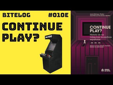 "BITeLog 010E: Continue Play? (Jesús Relinque ""Pedja"" / Jose M Fernández ""Spidey"")"