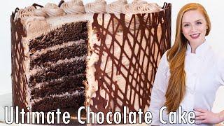 Ultimate Chocolate Cake Recipe