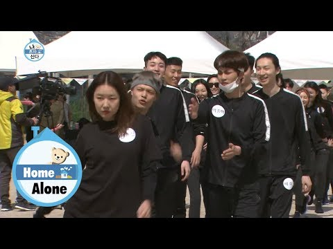 Han Hye Jin Suddenly Turns her Model Switch On [Home Alone Ep 241]