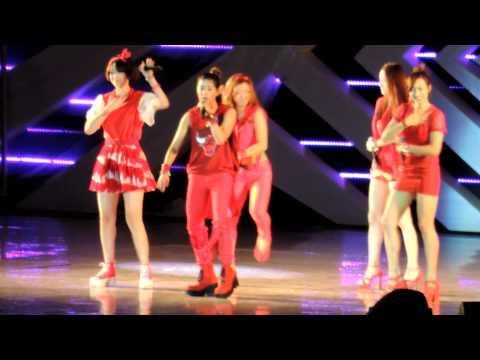 121123 SMTOWN SG f(x) - Hot Summer