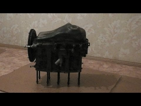 Фото к видео: Установка облегчённой поршневой ВАЗ