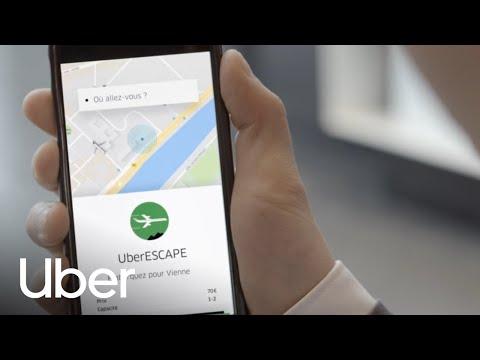Échappez-vous pour 48h avec UberESCAPE !
