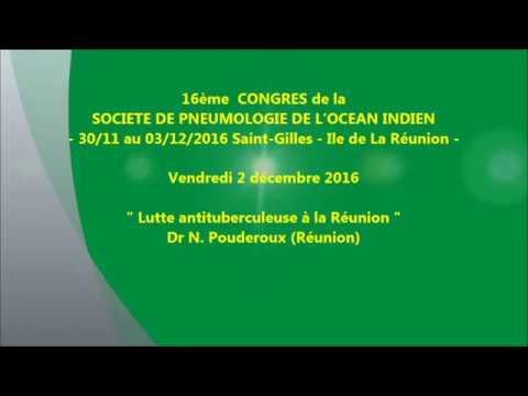 Lutte antituberculeuse à la Réunion. Dr N Pouderoux Réunion