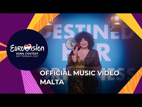 Je Me Casse - Malta MT - Official Music Video - Eurovision 2021
