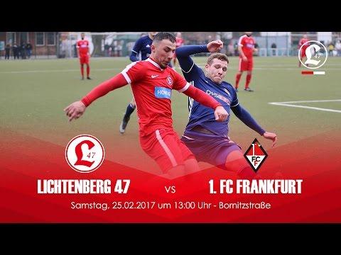 Lichtenberg 47 - 1. FC Frankfurt (NOFV-Oberliga Nord) - Spielszenen | SPREEKICK.TV