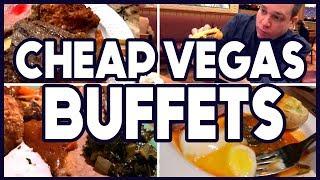 5 Best CHEAP Buffets in Las Vegas Right Now