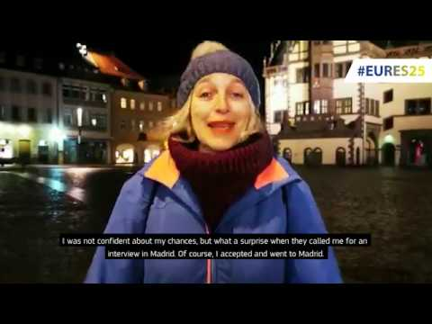 EURES 25: Teresa's Story: Changing Career and Country at 49 photo