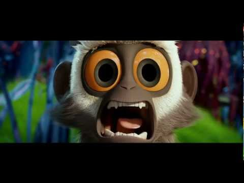 'Cloudy with a Chance of Meatballs 2' Trailer