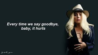 Always Remember Us This Way - Lady Gaga (Lyrics)