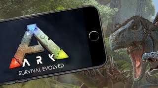 ARK: Survival Evolved launches on mobile