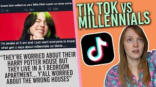 Everyone Hates Millennials - Zoomer Tik Tok