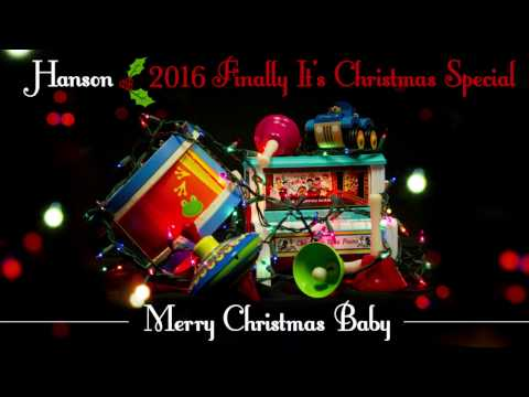 Merry Christmas Baby: live With HANSON