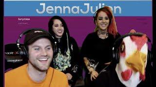 Jenna Julien Twitch Stream Highlights | Part 1