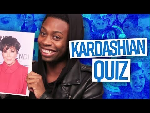 The Kardashians: How Much Do Guys REALLY Know?! (Dude View)