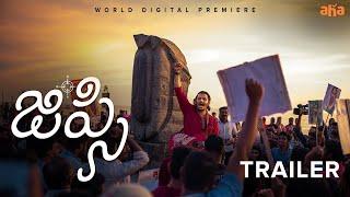 Gypsy Telugu Trailer- Jiiva, Natasha Singh..